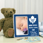 Toronto Maple Leafs Born To Be Picture Frame by The Memory Company
