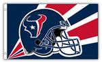 Fremont Die Houston Texans 3'x5' Flag