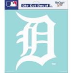 Wincraft Detroit Tigers 8''x8'' Die Cut Decal