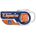 Hunter Manufacturing Detroit Tigers 11oz. Sublimated Wrap Coffee Mug