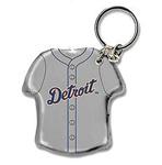 Sports FX Detroit Tigers Jersey Light Key Chain