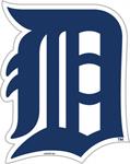 Fremont Die Detroit Tigers 12'' Vinyl Magnet