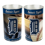 Wincraft Detroit Tigers Metal Garbage Can