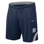 Nike Detroit Tigers Dri-Fit Training Shorts