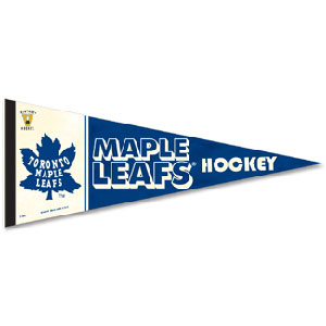 Toronto Maple Leafs Premium Felt Vintage Pennant by Wincraft