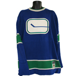 CCM Vancouver Canucks 1972-73 Classic Heritage Knit Sweater
