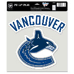 Wincraft Vancouver Canucks 8''x8'' Color Die Cut Decal