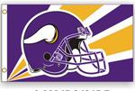 Fremont Die Minnesota Vikings 3'x5' Flag