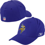 Minnesota Vikings Sideline Structured Flex Cap