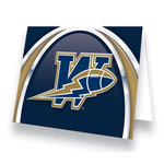 Hunter Winnipeg Blue Bombers Greeting Card