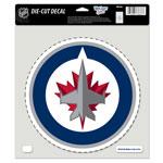 Wincraft Winnipeg Jets 8''x8'' Color Die Cut Decal