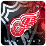 Hunter Manufacturing Detroit Red Wings Mouse Pad