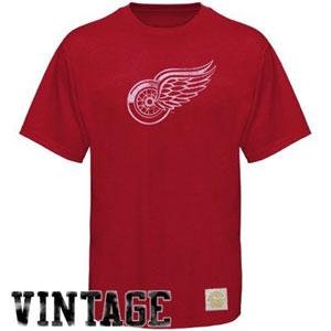 best service 765e9 41254 Retro Sport Detroit Red Wings Better Logo T-Shirt